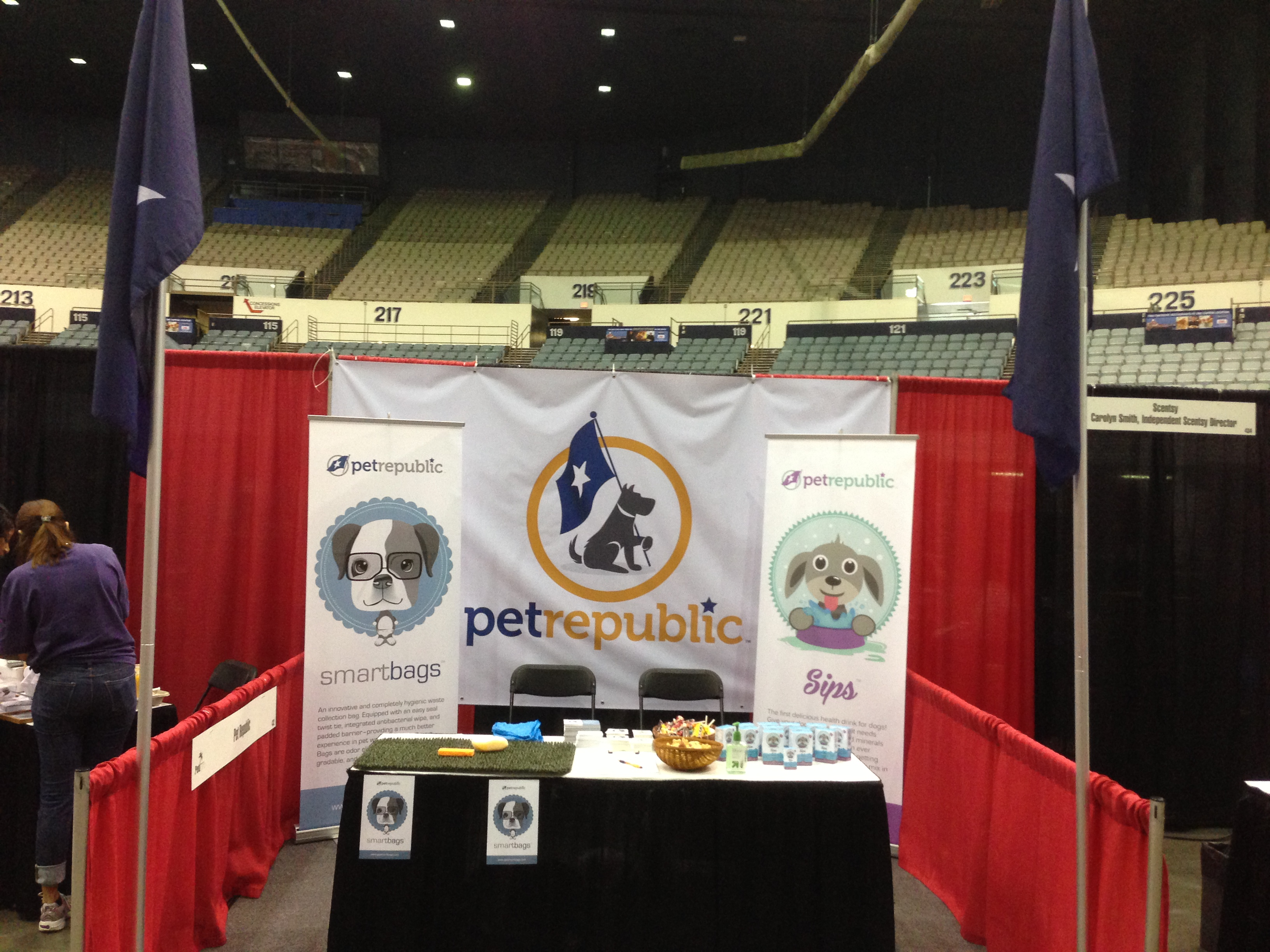 Pet Republic at SoCal Pet Expo 2013